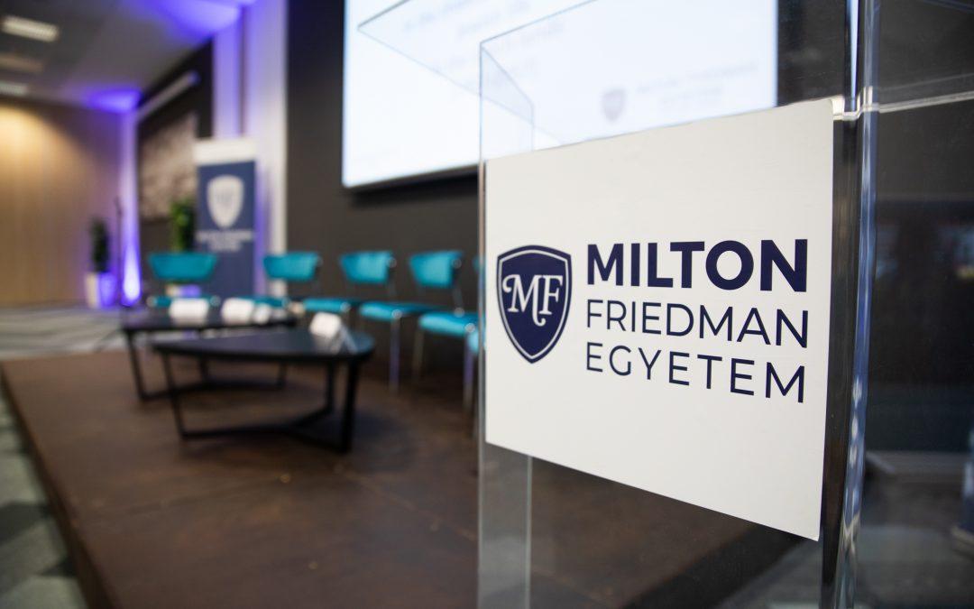 Milton Tanszékek - Milton Friedman Egyetem